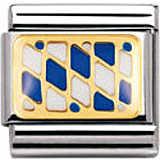 componibile unisex gioielli Nomination Composable 030234/37