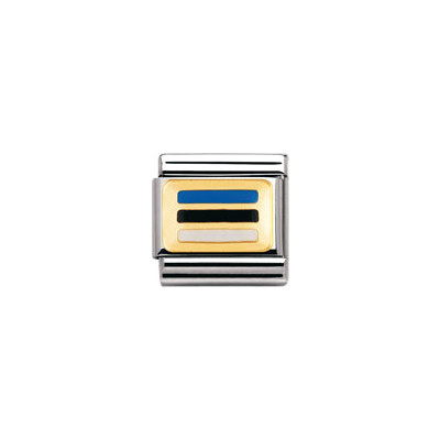 componibile unisex gioielli Nomination Composable 030234/38