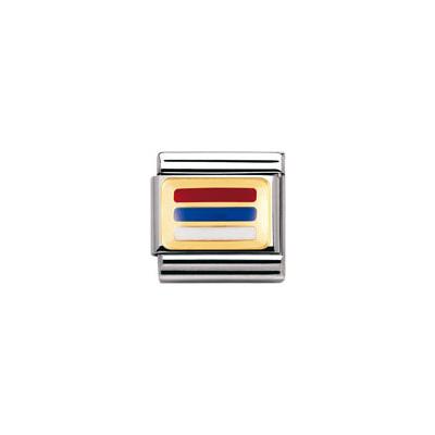 componibile unisex gioielli Nomination Composable 030234/44