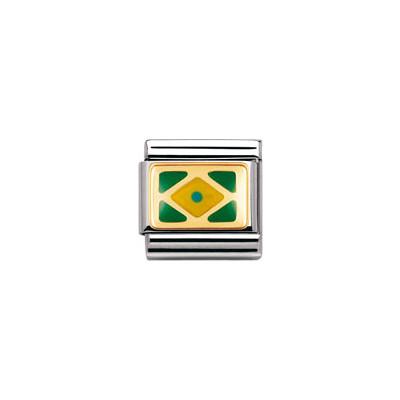 componibile unisex gioielli Nomination Composable 030235/02