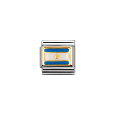 componibile unisex gioielli Nomination Composable 030235/03