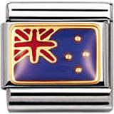 componibile unisex gioielli Nomination Composable 030238/02