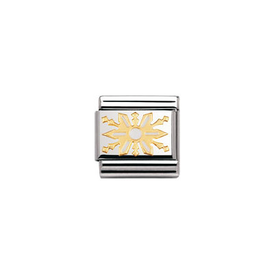 componibile unisex gioielli Nomination Composable 030242/09
