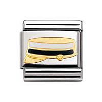 componibile unisex gioielli Nomination Composable 030242/23
