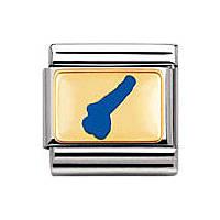 componibile unisex gioielli Nomination Composable 030245/02