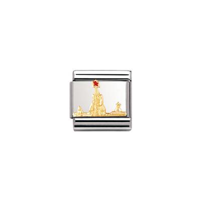 componibile unisex gioielli Nomination Composable 030246/01