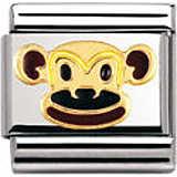 componibile unisex gioielli Nomination Composable 030248/12