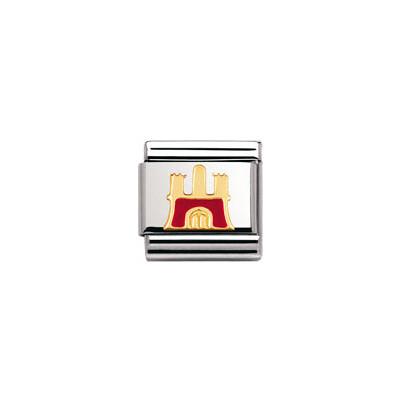 componibile unisex gioielli Nomination Composable 030249/25