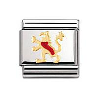 componibile unisex gioielli Nomination Composable 030250/01