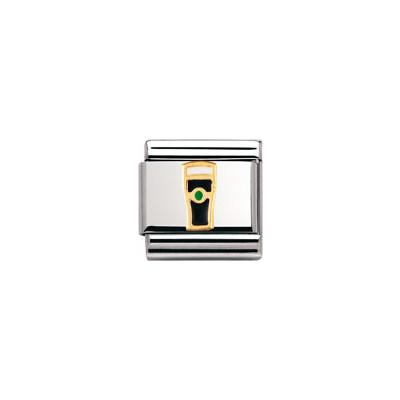 componibile unisex gioielli Nomination Composable 030250/04