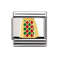componibile unisex gioielli Nomination Composable 030250/08