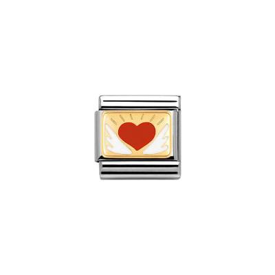 componibile unisex gioielli Nomination Composable 030253/23