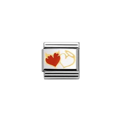componibile unisex gioielli Nomination Composable 030253/27