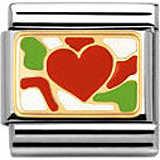 componibile unisex gioielli Nomination Composable 030253/30