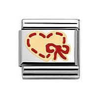componibile unisex gioielli Nomination Composable 030253/37