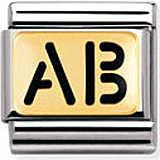 componibile unisex gioielli Nomination Composable 030263/07