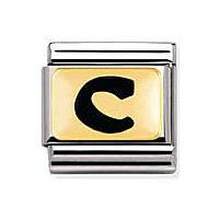 componibile unisex gioielli Nomination Composable 030264/03