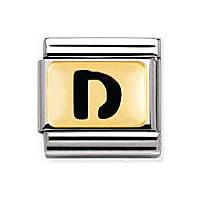 componibile unisex gioielli Nomination Composable 030264/04