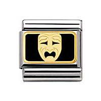 componibile unisex gioielli Nomination Composable 030271/01