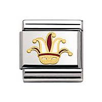 componibile unisex gioielli Nomination Composable 030271/03