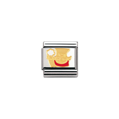 componibile unisex gioielli Nomination Composable 030272/14