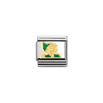 componibile unisex gioielli Nomination Composable 030272/18
