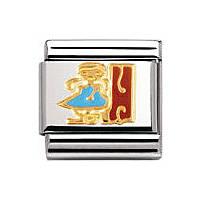 componibile unisex gioielli Nomination Composable 030272/23