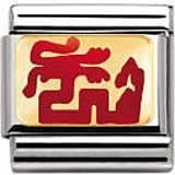 componibile unisex gioielli Nomination Composable 030275/05