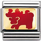 componibile unisex gioielli Nomination Composable 030275/12