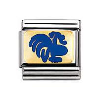 componibile unisex gioielli Nomination Composable 030275/18