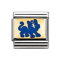 componibile unisex gioielli Nomination Composable 030275/19