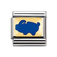 componibile unisex gioielli Nomination Composable 030275/20