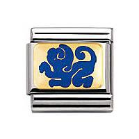 componibile unisex gioielli Nomination Composable 030275/21