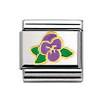 componibile unisex gioielli Nomination Composable 030278/15