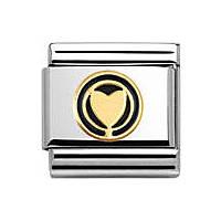 componibile unisex gioielli Nomination Composable 030279/04
