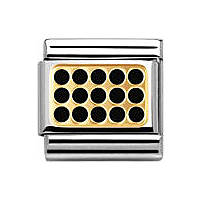 componibile unisex gioielli Nomination Composable 030280/04