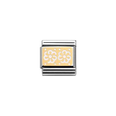 componibile unisex gioielli Nomination Composable 030281/02