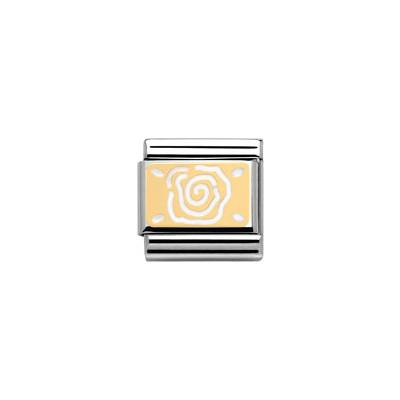 componibile unisex gioielli Nomination Composable 030281/04