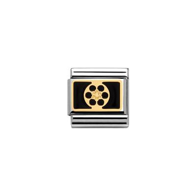 componibile unisex gioielli Nomination Composable 030281/12