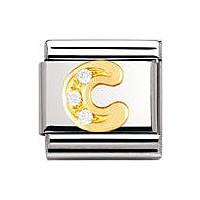 componibile unisex gioielli Nomination Composable 030301/03