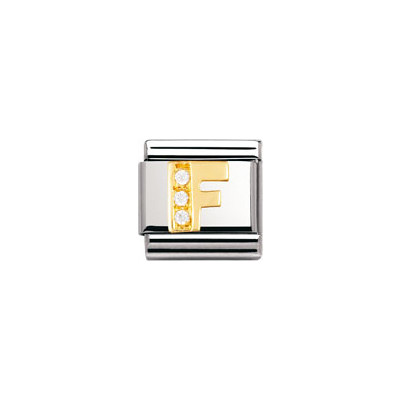 componibile unisex gioielli Nomination Composable 030301/06