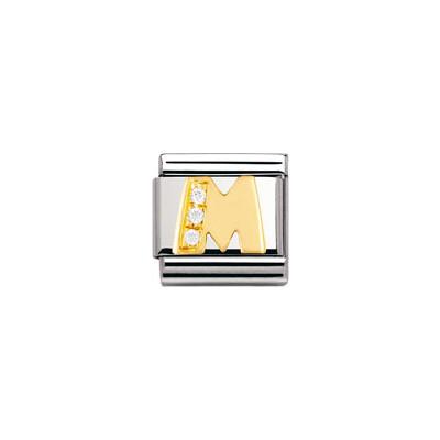 componibile unisex gioielli Nomination Composable 030301/13