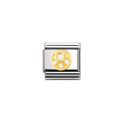 componibile unisex gioielli Nomination Composable 030301/15
