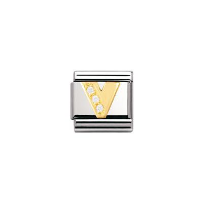 componibile unisex gioielli Nomination Composable 030301/22