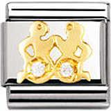componibile unisex gioielli Nomination Composable 030302/03
