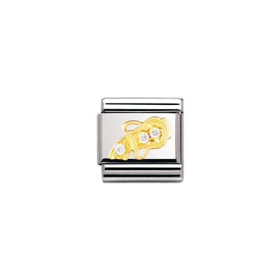 componibile unisex gioielli Nomination Composable 030302/11