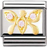 componibile unisex gioielli Nomination Composable 030303/16