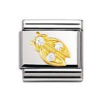 componibile unisex gioielli Nomination Composable 030303/21