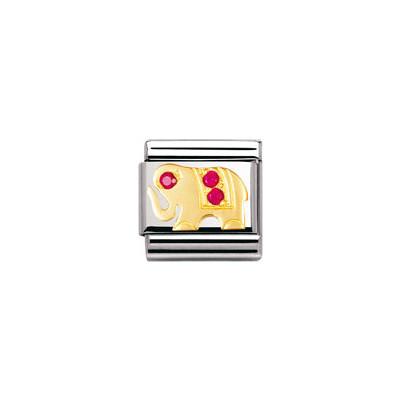 componibile unisex gioielli Nomination Composable 030304/22