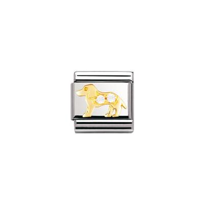 componibile unisex gioielli Nomination Composable 030305/21